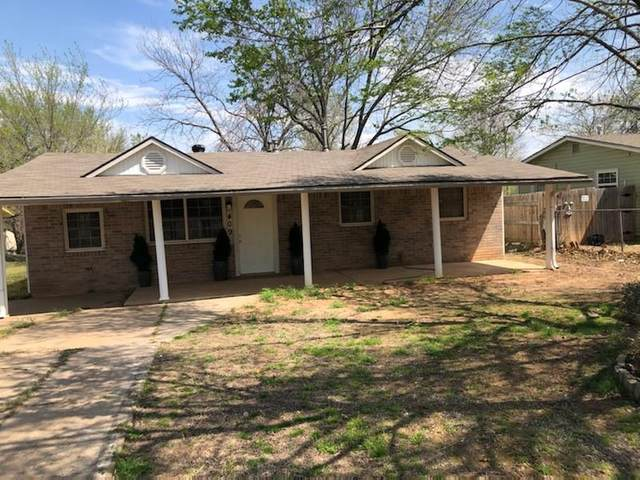 409 S 6th Street, Noble, OK 73068 (MLS #952041) :: Erhardt Group at Keller Williams Mulinix OKC