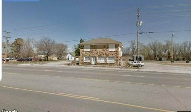 1622 S Green Avenue, Purcell, OK 73080 (MLS #952045) :: Erhardt Group at Keller Williams Mulinix OKC
