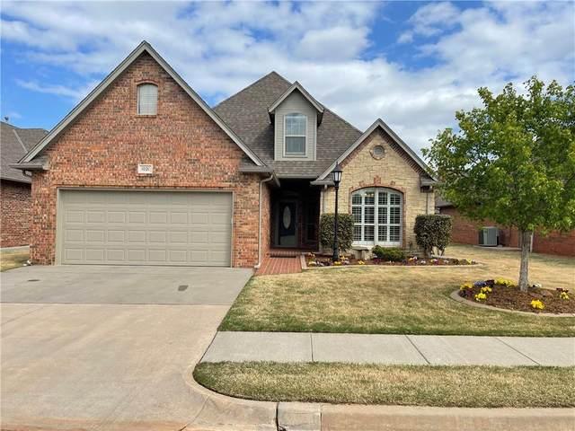 1021 SW 108th Terrace, Oklahoma City, OK 73170 (MLS #952063) :: KG Realty