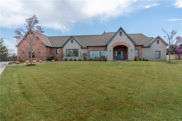700 Heavenfield Drive, Edmond, OK 73034 (MLS #952068) :: Homestead & Co