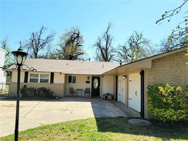5600 NW 37th Street, Oklahoma City, OK 73122 (MLS #952099) :: Homestead & Co