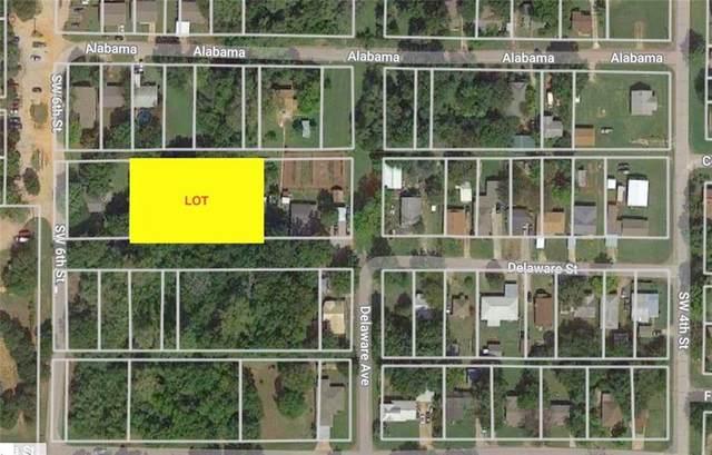 Delaware Street, Jones, OK 73049 (MLS #952105) :: The UB Home Team at Whittington Realty