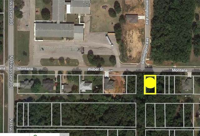 Montana Street, Jones, OK 73049 (MLS #952127) :: Maven Real Estate
