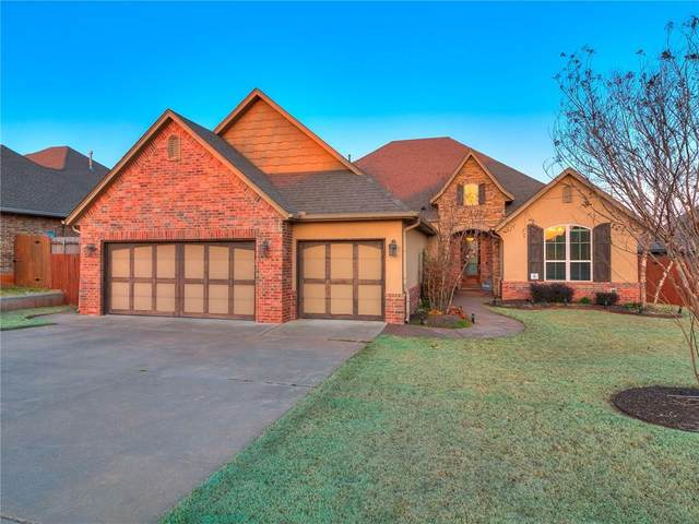 1304 Denver Circle, Moore, OK 73160 (MLS #952141) :: Maven Real Estate