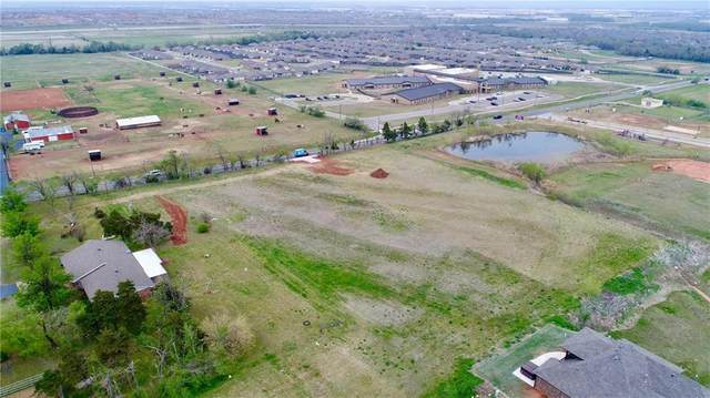 SW 59th Street, Mustang, OK 73064 (MLS #952144) :: Homestead & Co