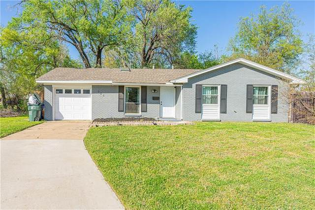 625 Richmond Drive, Norman, OK 73071 (MLS #952177) :: Maven Real Estate