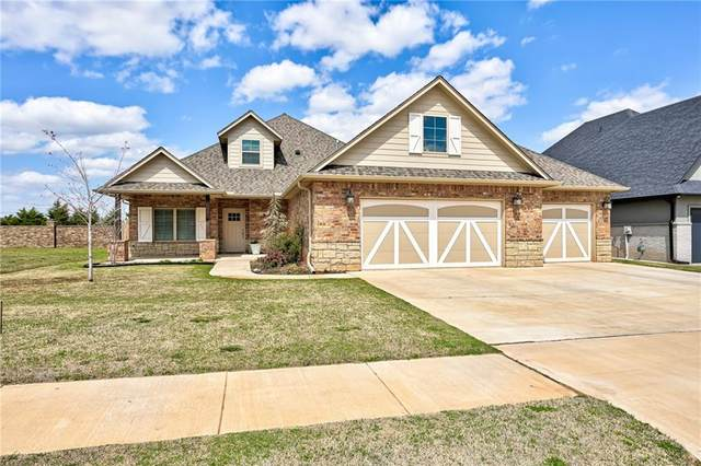 8913 NW 135th Place, Oklahoma City, OK 73142 (MLS #952208) :: Keller Williams Realty Elite