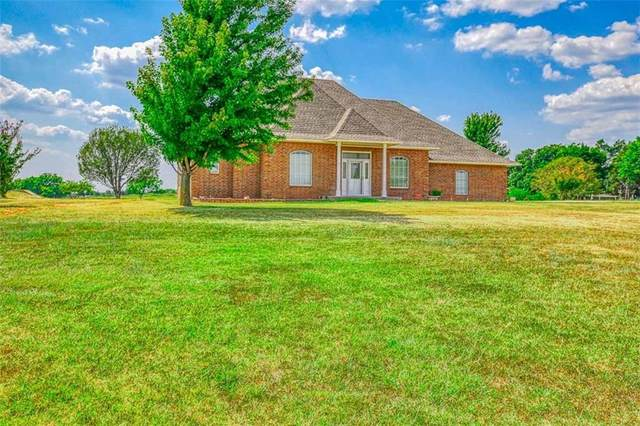 23465 State Highway 74 Highway, Purcell, OK 73080 (MLS #952211) :: ClearPoint Realty