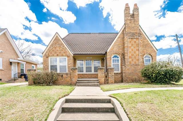 2560 NW 23rd Street, Oklahoma City, OK 73107 (MLS #952232) :: Your H.O.M.E. Team