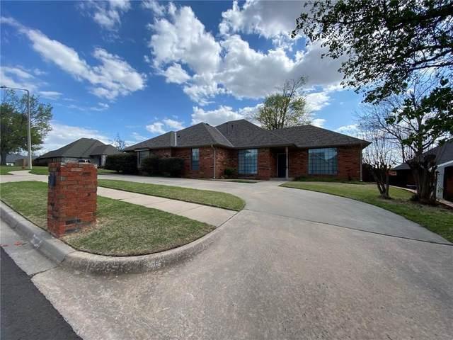 1100 Fountain Gate Court, Norman, OK 73072 (MLS #952233) :: Homestead & Co