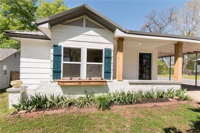 9 Harber Court, Seminole, OK 74868 (MLS #952250) :: Homestead & Co
