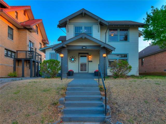 904 NW 19th Street, Oklahoma City, OK 73106 (MLS #952270) :: Homestead & Co