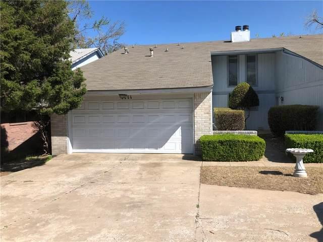4111 NW 50th Street, Oklahoma City, OK 73112 (MLS #952285) :: Homestead & Co
