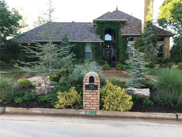 6301 Plum Thicket Road, Oklahoma City, OK 73162 (MLS #952298) :: Erhardt Group