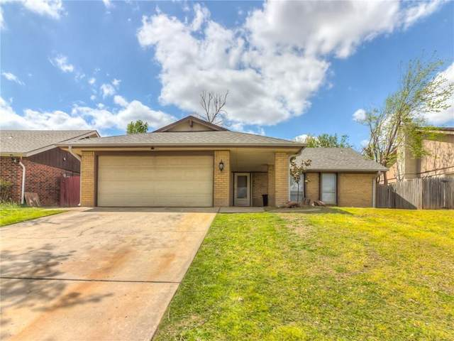 10421 Bayberry Drive, Oklahoma City, OK 73162 (MLS #952302) :: ClearPoint Realty