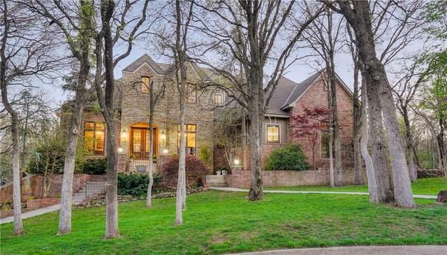 4326 Preserve Place, Edmond, OK 73034 (MLS #952318) :: Homestead & Co