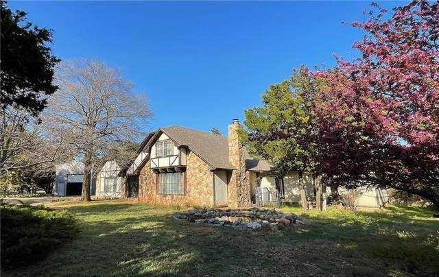 10375 N 2432 Circle, Weatherford, OK 73096 (MLS #952361) :: Homestead & Co
