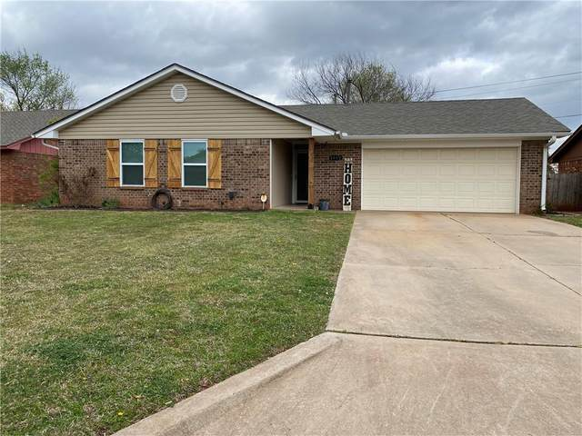 1912 Chandler Drive, Shawnee, OK 74801 (MLS #952367) :: Homestead & Co