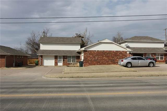 329 W Vandament Avenue, Yukon, OK 73099 (MLS #952368) :: Keller Williams Realty Elite