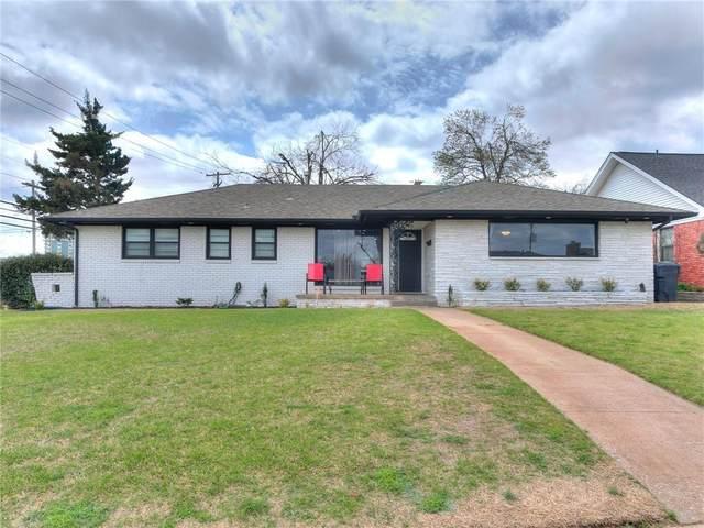 3300 NW 62nd Street, Oklahoma City, OK 73112 (MLS #952370) :: Homestead & Co
