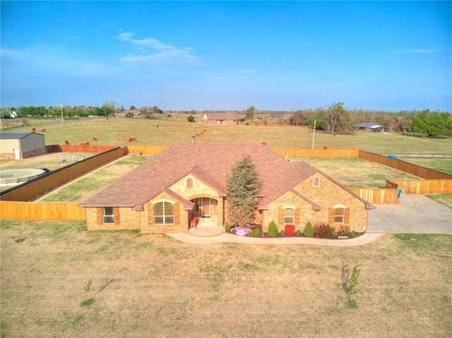 1007 Whispering Ridge Drive, Tuttle, OK 73089 (MLS #952375) :: Maven Real Estate