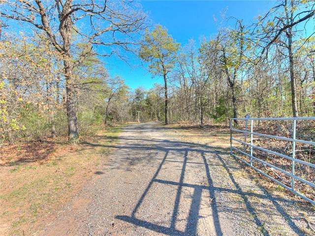 18320 SE 164th Street, Newalla, OK 74857 (MLS #952386) :: Homestead & Co