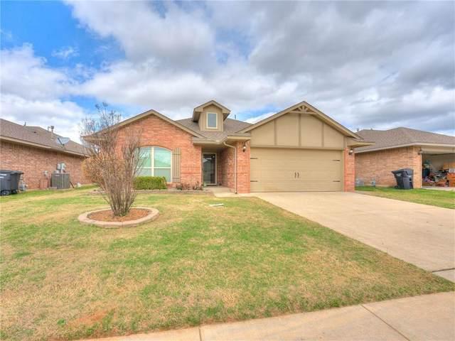 701 Apple Tree Lane, Moore, OK 73160 (MLS #952389) :: Maven Real Estate