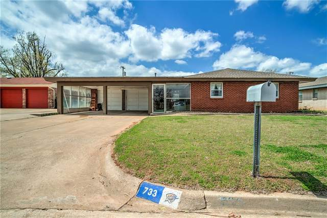 733 Queensboro Place, Yukon, OK 73099 (MLS #952394) :: ClearPoint Realty