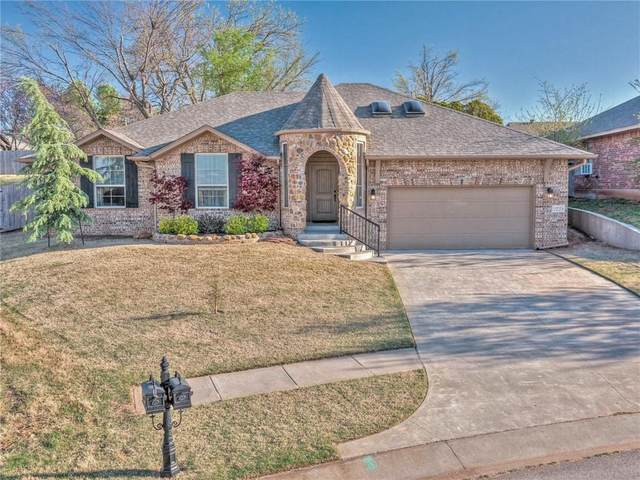 2224 Diana Drive, Norman, OK 73071 (MLS #952425) :: Homestead & Co