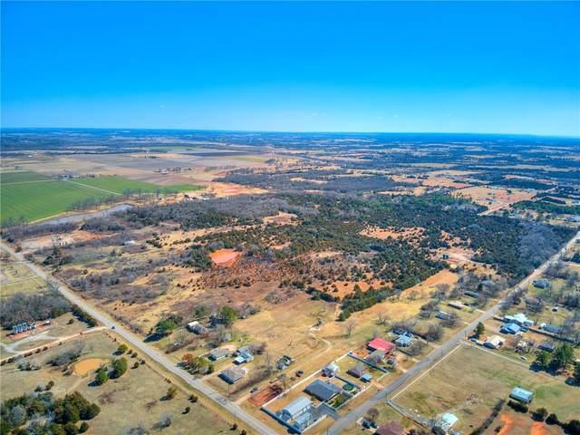 00 Pearl Ln Lot 4, Shawnee, OK 74801 (MLS #952432) :: Keller Williams Realty Elite