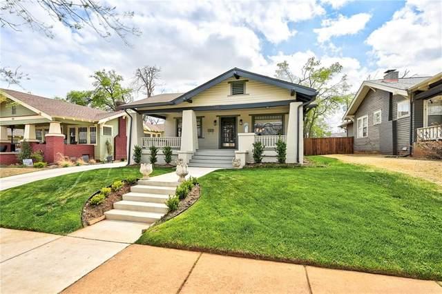 126 NW 19th Street, Oklahoma City, OK 73103 (MLS #952433) :: Maven Real Estate