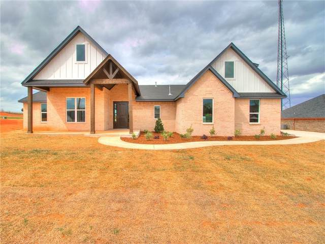 2395 County Road 1262, Blanchard, OK 73010 (MLS #952448) :: ClearPoint Realty
