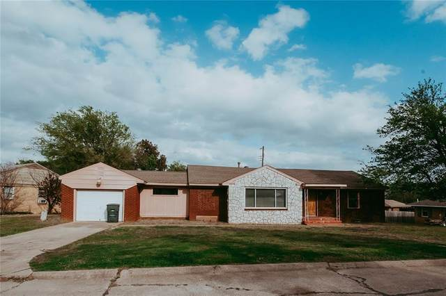 1324 Hillcrest Road, Pauls Valley, OK 73075 (MLS #952457) :: Sold by Shanna- 525 Realty Group