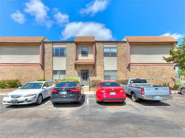 401 SE 12th Avenue #114, Norman, OK 73071 (MLS #952483) :: Maven Real Estate