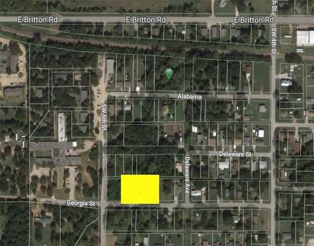 Georgia Street, Jones, OK 73049 (MLS #952509) :: Maven Real Estate