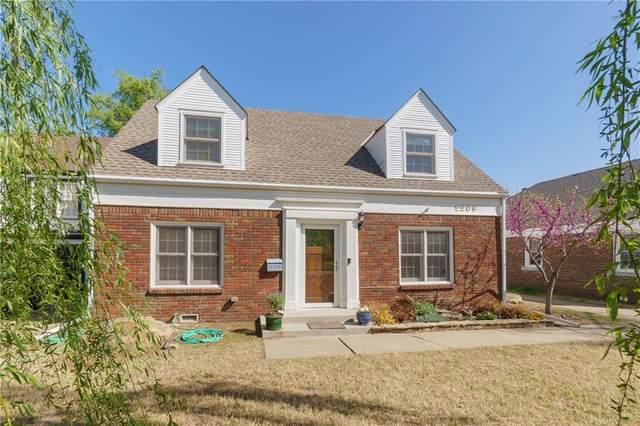 2209 NW 29th Street, Oklahoma City, OK 73107 (MLS #952515) :: Maven Real Estate