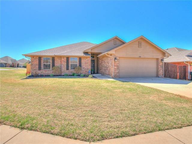 504 Dena Drive, Norman, OK 73071 (MLS #952530) :: Homestead & Co