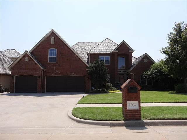 4504 Tuscany Drive, Norman, OK 73072 (MLS #952534) :: ClearPoint Realty