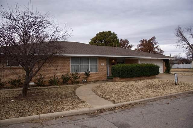323 N Bryan Street, Weatherford, OK 73096 (MLS #952546) :: ClearPoint Realty