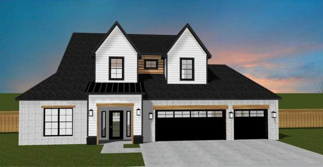 3916 Stone Hill Lane, Edmond, OK 73034 (MLS #952552) :: Keller Williams Realty Elite