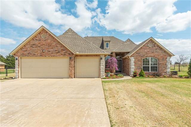8404 Venezia Lane, Edmond, OK 73034 (MLS #952559) :: Maven Real Estate