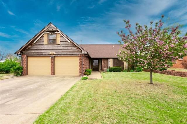 1104 Live Oak Drive, Midwest City, OK 73110 (MLS #952564) :: Maven Real Estate