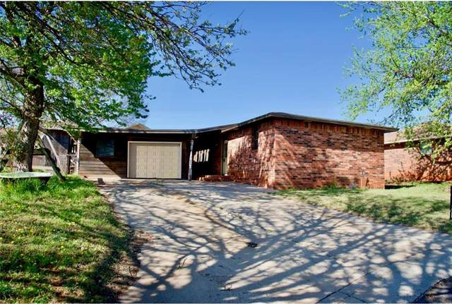 121 Mc Kormick, Weatherford, OK 73096 (MLS #952568) :: Homestead & Co