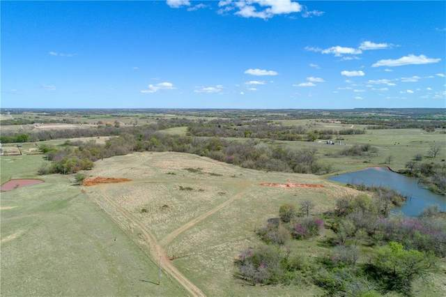 999999 N County Road 3070 Road, Lindsay, OK 73052 (MLS #952595) :: Homestead & Co