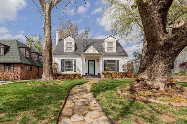 225 NW Eubanks Street, Oklahoma City, OK 73118 (MLS #952612) :: Maven Real Estate