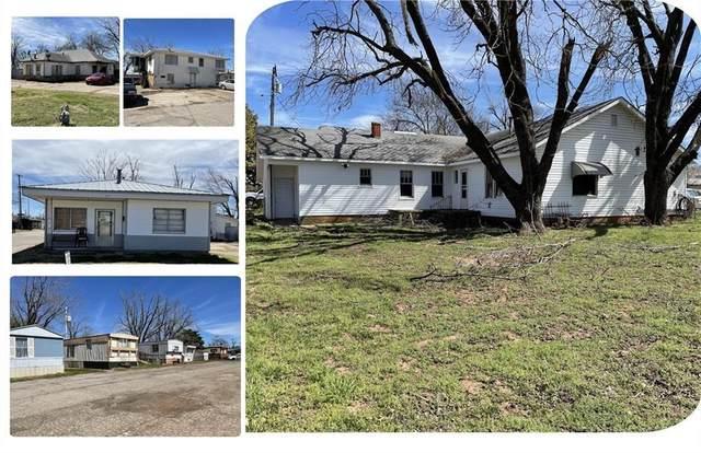 226 SE 55th Street, Oklahoma City, OK 73129 (MLS #952615) :: Homestead & Co