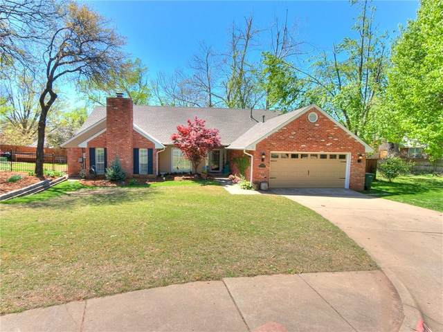 2500 Stamford Court, Edmond, OK 73034 (MLS #952626) :: Maven Real Estate