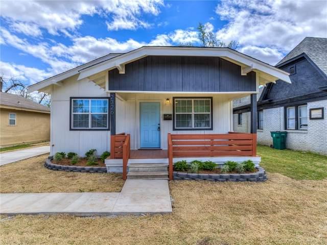 2326 NW 18th Street, Oklahoma City, OK 73107 (MLS #952634) :: Maven Real Estate