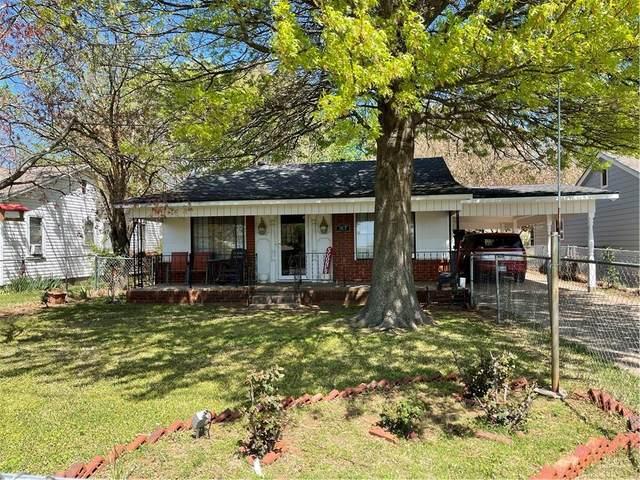 307 Crenshaw, Wayne, OK 73095 (MLS #952636) :: Homestead & Co