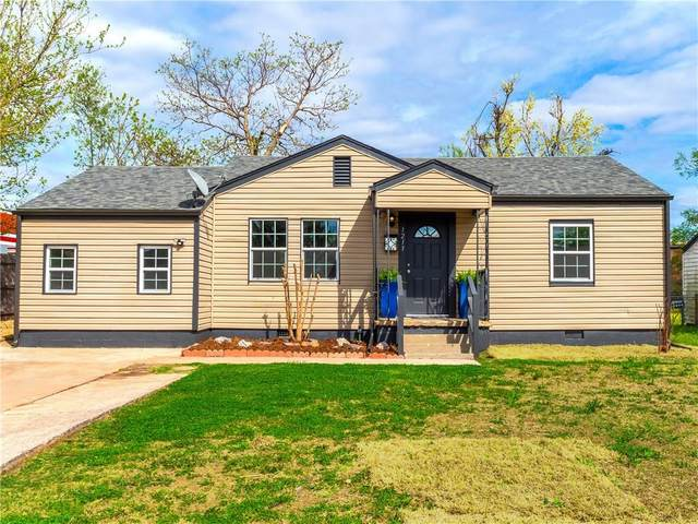 1213 Jet Drive, Midwest City, OK 73110 (MLS #952675) :: Your H.O.M.E. Team